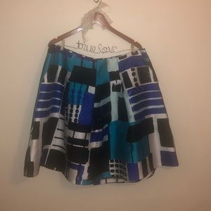 Lane Bryant circle skirt with adorable pockets!